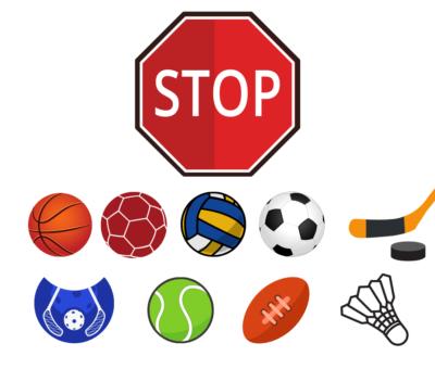 Sport se z rozhodnutí vlády zastavuje